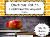 Classroom Management Toolkit - PBIS-Aligned (Moroccan-Chic Colors Theme)