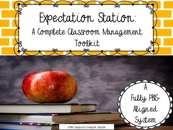 Classroom Management Toolkit - PBIS-Aligned (Moroccan-Chic