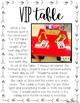 Classroom Management VIP Table FREEBIE