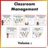 Classroom Management Volume 2 Bundle