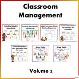 Classroom Management Volume 2 Bundle