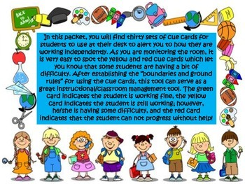 Classroom Management: Which Students Need Help?