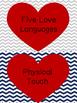 Classroom Management and Behavior Plan Five Love Languages