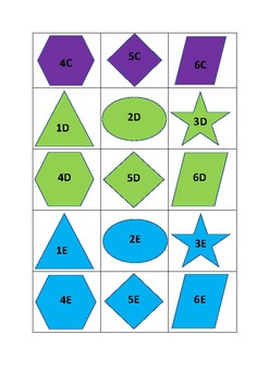 Classroom Management and Grouping Cards