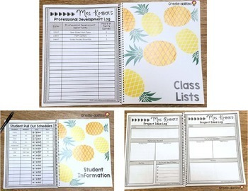 Classroom Management and Organization Bonus Bundle
