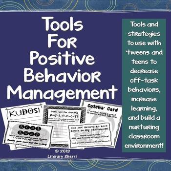 CLASSROOM MANAGEMENT: Behavior Management & Classroom Organization Bundle