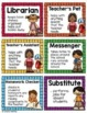 Classroom Organization and Management Bundle