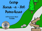 Classroom Management and Procedure Book Tool: Craftivitiy