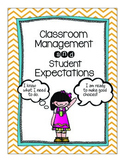 Classroom Management and Student Expectations