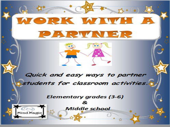 Classroom Management for Cooperative Learning- Specialist Partnering