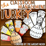 Classroom Management for November