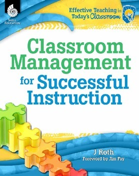 Classroom Management for Successful Instruction (eBook)