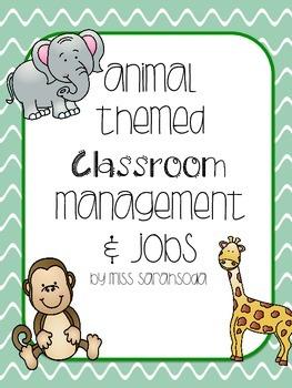 Classroom Management/Job Tool