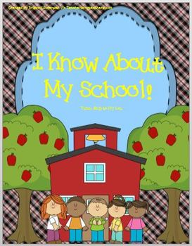 Classroom Management:Song / Class Book Teaches Students Who's Who in Your School