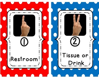 Classroom Managment: Attention Signals