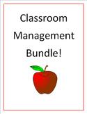 Classroom Managment Bundle!
