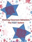 Classroom Managment Tool - Charting Classroom Behaviors: T