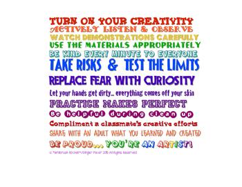 Classroom Mantra