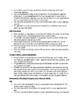 Classroom Manual / Classroom Rules & Procedures