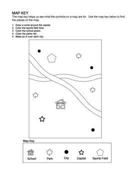 Classroom Map Lesson Plan