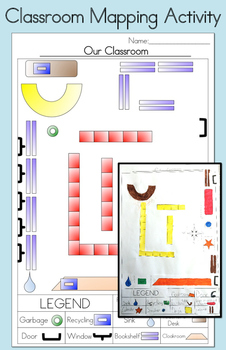 Classroom Mapping Activity