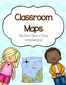 Classroom Maps