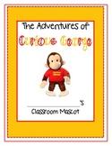 Classroom Mascot - Curious George