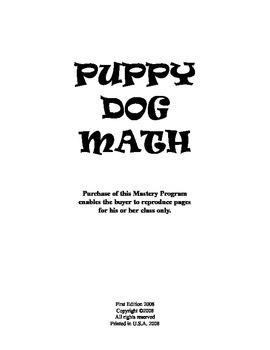 Classroom Mastery PDFs - Kindergarten