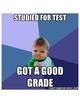 Classroom Meme Posters