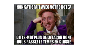 French Classroom Memes