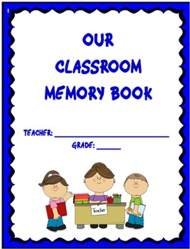 Classroom Memory Book