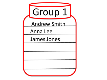 Classroom Mgmt. Table Points and Groups