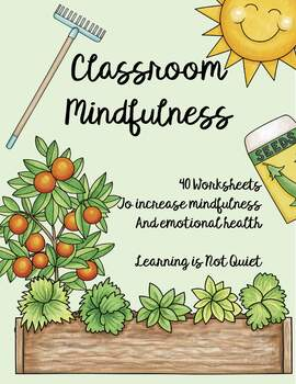 Classroom Mindfulness (A Responsive Classroom Aide) to increase positivity
