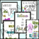 SEL Classroom Mini Posters| SEL Motivational Quotes!