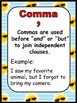 Grammar Posters-Parts of Speech, Punctuation Marks with a Summer Theme