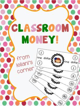 Classroom Money!