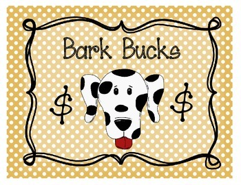 Bark Bucks