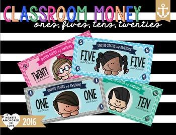 Classroom Money