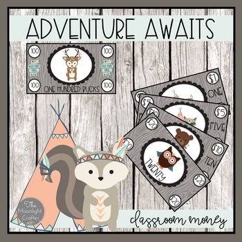 Classroom Money: Adventure Awaits Theme