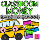 "Classroom Money: Back to School (""Class Cash"")"