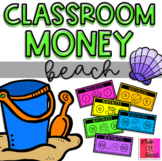 "Classroom Money: Beach (""Beach Bucks"")"