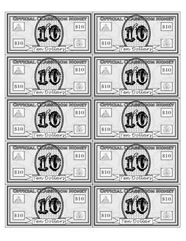 Classroom Money Bundle