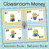 Classroom Money - Classroom Bucks - Behavior Bucks