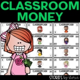 Classroom Money (Editable)