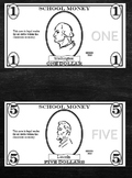 Classroom Money Template