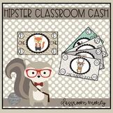 Classroom Money Woodland Hipster Themed