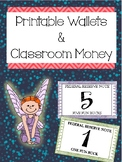 Classroom Money and Wallet Set