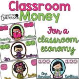 Classroom Money for a Classroom Economy