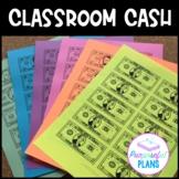 Classroom Reward (Incentives) Cash/Bucks with Math Facts-Y