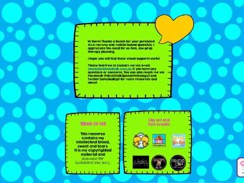 Classroom Monitor Job Badges